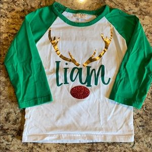 Other - Liam Xmas shirt 3T